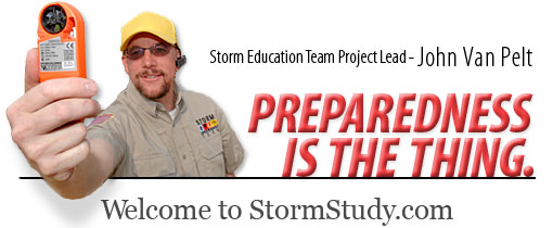 John Van Pelt Storm Education Team